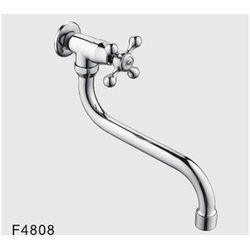 FRAP F4808 смеситель моно, хром - настенный с изливом 20 см Цена, в руб.: 361