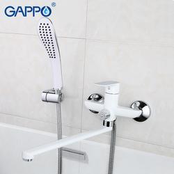 GAPPO G2248 смеситель для ванны с изливом 35 см Цена, в руб.: 4514